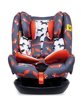 Cosatto Cosatto All In All + Group 0+123 Isofix Car Seat - Mister Fox Picture