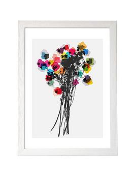 East End Prints East End Prints Blessings By Garima Dhawan A3 Framed Wall  ... Picture