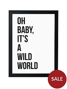 east-end-prints-oh-baby-by-native-state-framed-wall-art