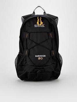Regatta Regatta Survivor 20L Backpack - Black Picture