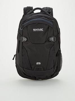 Regatta Regatta Paladen 25L Laptop Backpack - Black Picture