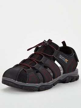 Regatta Regatta Westshore Sandals - Black Picture