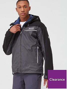 regatta-highton-stretch-jacket-black