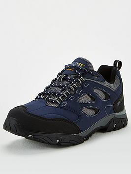 Regatta Regatta Holcombe Iep Low Hiking Shoes - Navy Picture