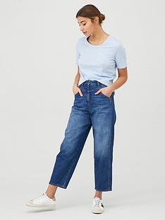 whistles-rosa-double-trim-t-shirt-pale-blue