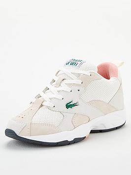 Lacoste Lacoste Storm 96 120 - White/Pink Picture