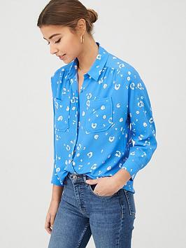 whistles-watercolour-animal-blouse-bluemulti