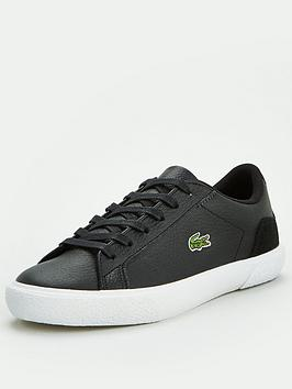 lacoste-lerond-120-trainers-black