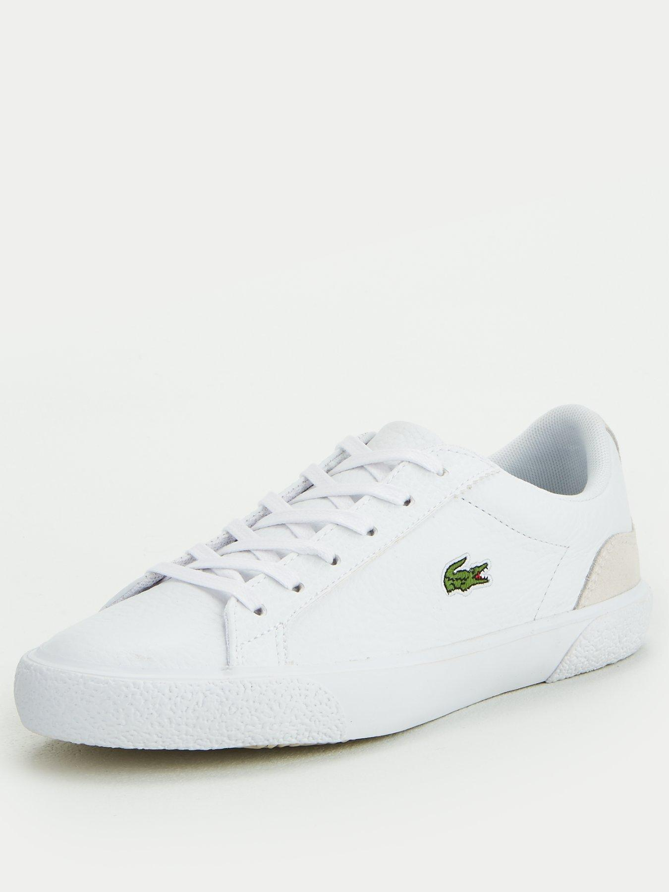 girls pink lacoste trainers - 53% OFF
