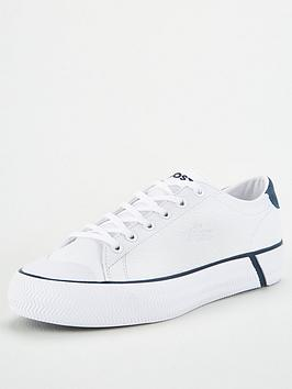 Lacoste Lacoste Gripshot 120 Pimsoll - White Navy Picture