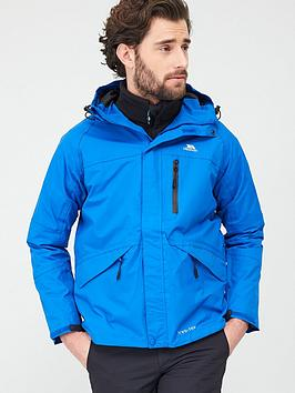 Trespass Trespass Corvo Jacket - Blue Picture