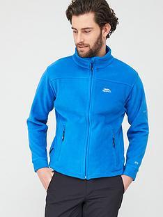 trespass-bernal-zip-through-fleece-blue