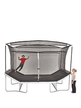 Sportspower Sportspower 14X8 Ft Rebound Trampoline Picture