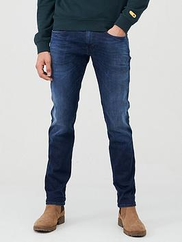 Replay Replay Hyperflex Anbass Jeans - Indigo Picture