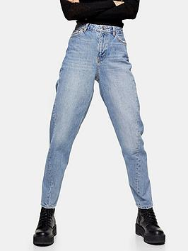 topshop-30-twist-seam-mom-jeans-blue