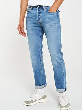 Levi's Levi'S 501 Original Fit Jeans - Ironwood Overt Picture