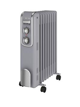 Swan  Sh60010Grn 200W Oil Filled Radiator
