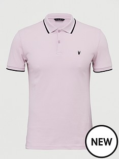 v-by-very-tipped-pique-polo-lilac