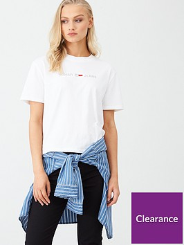 tommy-jeans-linear-logo-t-shirt-white
