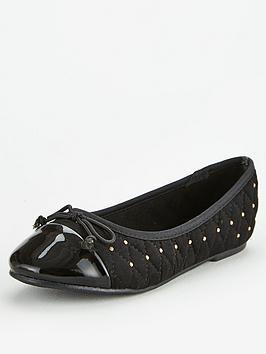 v-by-very-girlsnbspballerina-shoes-black