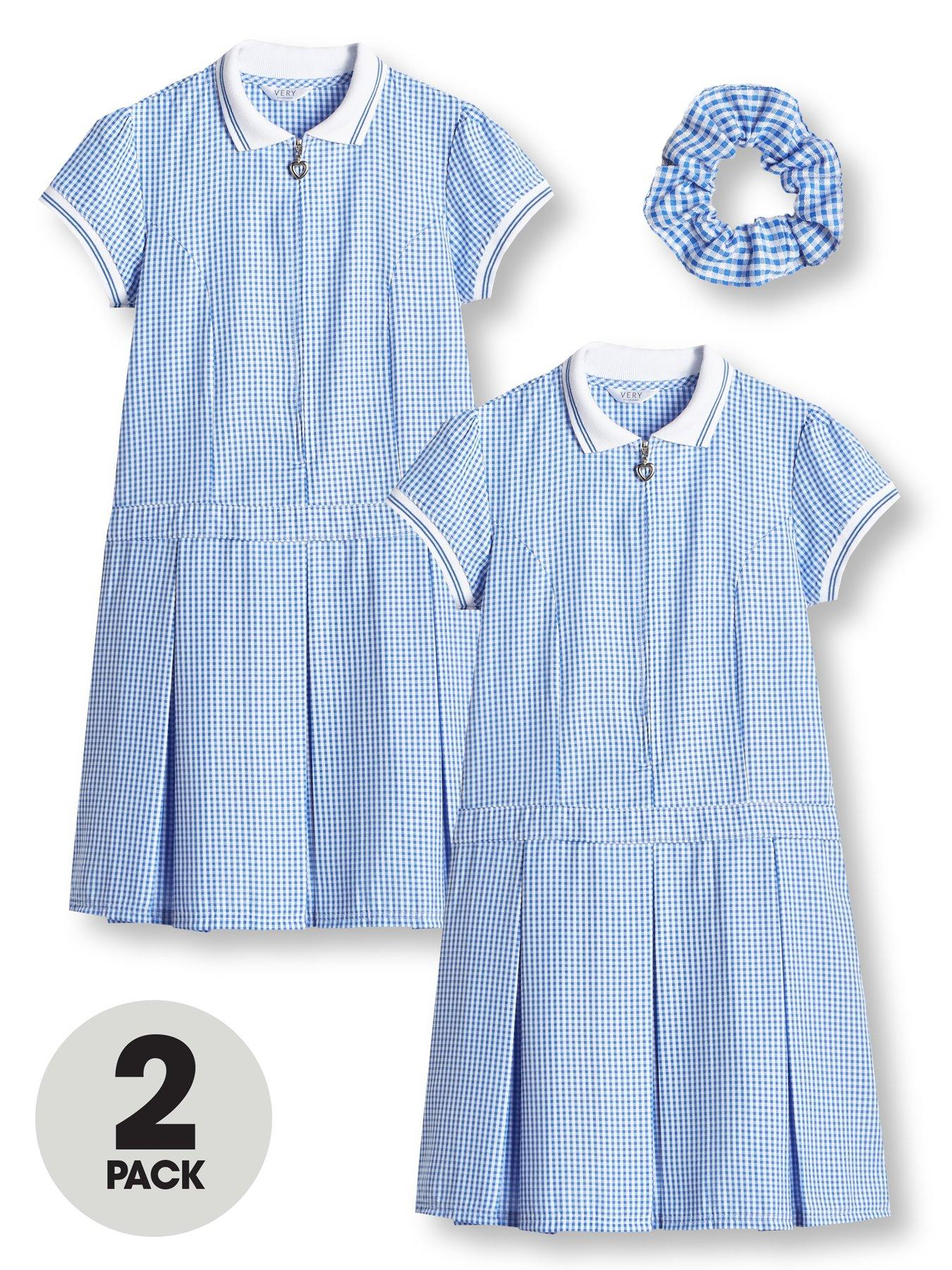 School Uniform Girls Stretch Cotton Gym Shorts Navy 36