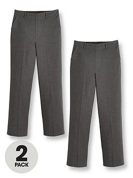v-by-very-boys-2-packnbsppull-on-school-trousers-grey