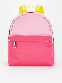 V by Very V By Very Younger Girls Back Pack - Pink Picture