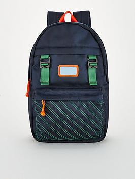 V by Very V By Very Older Boys Back Pack - Navy Picture
