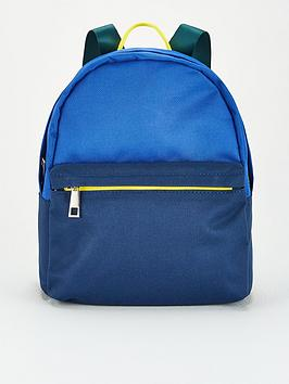 V by Very V By Very Younger Boys Back Pack - Blue Picture