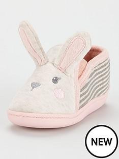 v-by-very-younger-girls-rabbit-velcro-slipper
