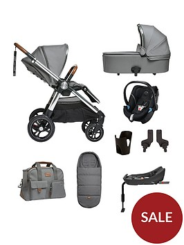 mamas-papas-ocarro-8-piece-bundle-fossil-grey