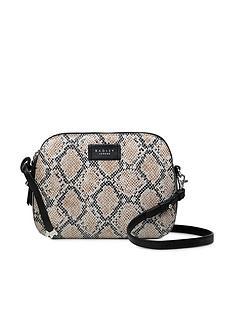 radley-dukes-place-faux-python-medium-zip-top-cross-body-bag-grey