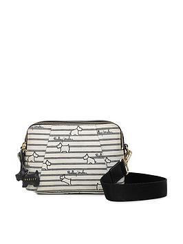 radley-stripe-oilskin-small-zip-top-cross-body-bag-chalk
