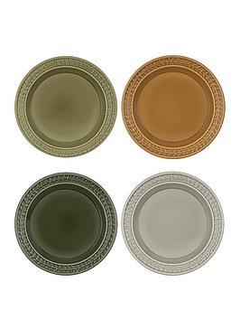 Portmeirion Portmeirion Botanic Garden Harmony Dinner Plates &Ndash; Set  ... Picture