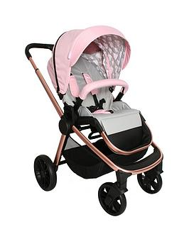 My Babiie My Babiie Samantha Faiers Dreamiie Mb400 Pink Clouds Pushchair Picture