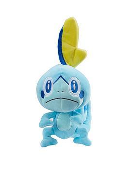 Pokemon 8 Inch Plush Sobble