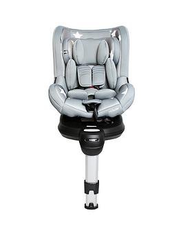 My Babiie My Babiie Orbit Group 0+/1 Grey Stars Spin Car Seat Picture