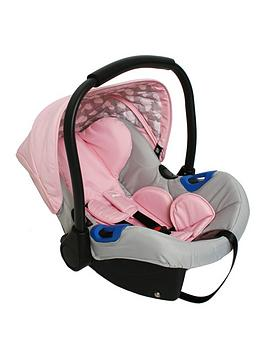 My Babiie My Babiie Group 0+ Pink Clouds Car Seat Picture