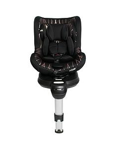 my-babiie-orbit-group-01-black-and-rose-gold-spin-car-seat