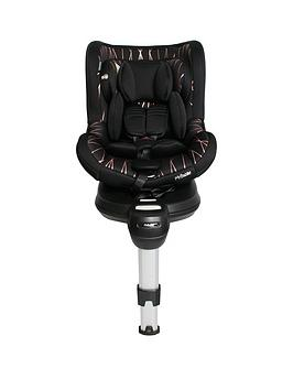 My Babiie My Babiie Orbit Group 0+/1 Black And Rose Gold Spin Car Seat Picture