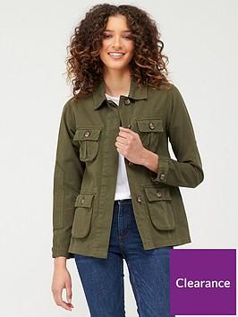 v-by-very-utility-jacket-khaki