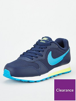nike-md-runner-2-junior-trainers-navy