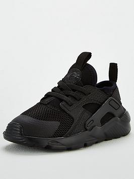 Nike Nike Huarache Run Ultra Infant Trainers - Black Picture
