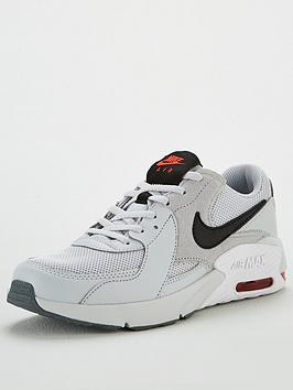 Nike Nike Air Max Excee Junior Trainers - White/Black Picture