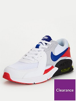 nike-air-max-excee-junior-trainers-whitebluered