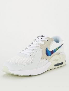 Nike Nike Air Max Excee Junior Trainer - White Picture