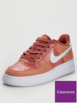 nike-air-force-1-lv8-junior-trainers-pinkwhite