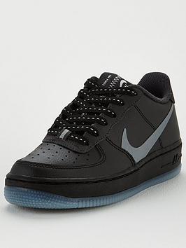 nike-air-force-1-lv8-3-junior-trainers-black