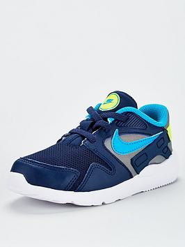 Nike Nike Nike Ld Victory Infant Trainers - Navy/Grey Picture