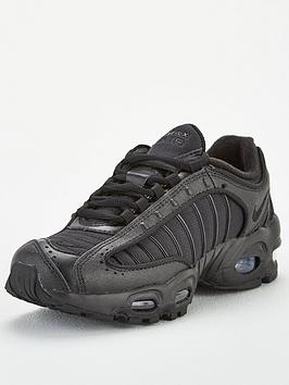 Nike Nike Air Max Tailwind Iv Junior Trainers - Black/Black Picture